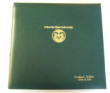 CSU-GREENGRADALBUM - CSU Graduation Scrapbook Album
