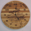 Offering custom engraved mantel clocks.  We can engrave pictures or art work onto our beautiful mantel clock.  This makes a very unique gift for family, friends, employees, and key clients.