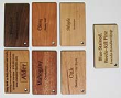 WOOD-SPECIES - Engraved Wood Species Options