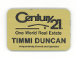 Offering magnetic name badges for Century 21 Agents!  Engraved custom ID badges at the lowest prices on the internet!